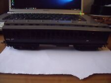 TRIANG HORNBY R620 ENGINEERING CLERESTORY COACH No. 20 BLACK UNBOXED SEE PHOTOS