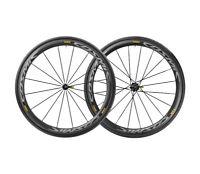 Ruote carbonio Mavic Cosmic Pro SL T bici corsa copertoncino road bike wheelset