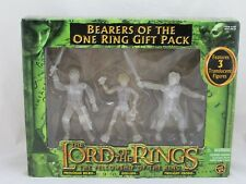 The Lord of the Rings Bearers of the One Ring Gift Pack, 3 Translucent Figures
