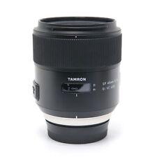 TAMRON SP 45mm F/1.8 Di VC USD/Model F013N (for Nikon F mount) #595