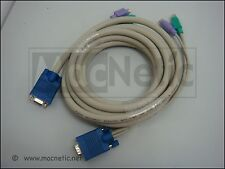 Cables To Go 24744  SXGA+ps2 extender Cable 4.5m 15ft