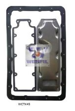 WESFIL Transmission Filter FOR Mitsubishi TRITON 1996-2000 A340 WCTK45