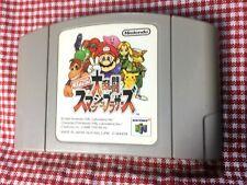 Super Smash Bros. (Nintendo 64, 1999) japan import N64 tested