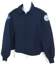ROTC Air Force Jacket Blue Size 22R #A21