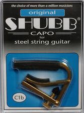 Shubb Guitar brass Gc-20Ab
