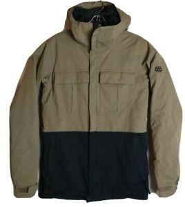 686 Men S infiDry 10,000MM Waterproof 10,000GM Breathable Thermal 7 Ski Jacket