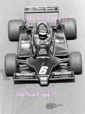 Ronnie Peterson JPS Lotus 79 sueco Grand Prix 1978 fotografía 4