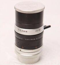Kern-Paillard Switzerland Switar 5.5mm 1.6 LENS 1,6/5,5mm H8 RX C-mount
