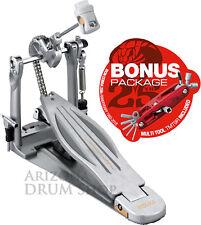 Tama Speed Cobra HP910LNB Single Bass Pedal w/Case, 25th Anv. Bonus Package NEW
