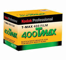 100 Rolls Kodak TMY-36 TMAX 400 Black and White Negative Print Film FRESH DATE