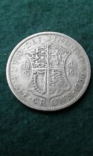 1936 George V Half Crown .500 Half  Silver