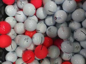 6 Dozen Vice Golf Balls 5A Mixed