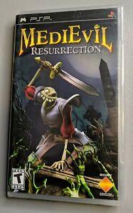 MediEvil Resurrection (Sony PSP, 2005) Brand New. Factory sealed