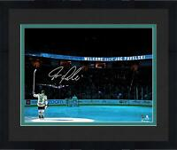 "Frmd Joe Pavelski Dallas Stars Signed 11"" x 14"" Return to San Jose Photo - LE 20"
