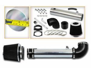 BCP BLACK 95-00 Explorer/Ranger/B4000 OHV 4.0L V6 Air Intake Induction +Filter
