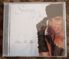 Born For This by Stephanie Mills [CD 2004]. Sealed NEW
