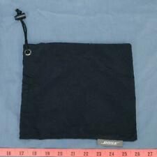 Authentic Bose Headphones Dust Cover Draw String Bag dq