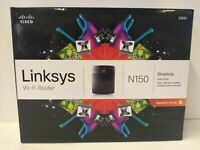 Cisco Linksys WiFi Router N150 E800 Wireless N Router
