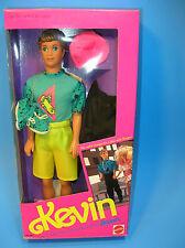 NRFB Mattel Kevin Doll 1990 #9325 Skippers Boyfriend