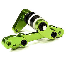 T5021GREEN Integy Billet Machined Steering Bellcrank for HPI 1/12 Savage XS Flux