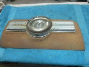 1946 Pontiac Streamliner, And Torpedo Glove Box Door And Clock Delete Used OEM
