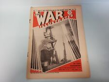 The War Illustrated No. 13 Vol 1 1939 French Forts Bombers Prison Camp Mines