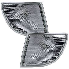 MERCEDES BENZ VITO W638 1996-2003 FRONT INDICATORS CLEAR 1 PAIR O/S & N/S