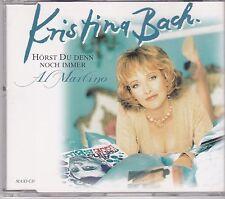 Kristina Bach-Horst Du Denn Noch Immer cd maxi single