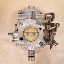 TRIUMPH GT6 FRONT CARB ZENITH STROMBERG 150 CD Carburetor 1966 to 1968