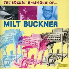 Milt Buckner - Rockin Hammond of Milt [New CD]