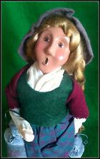 New ListingByers Choice Caroler - 1997 Cries of London Milk Maid