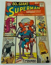 1965 80 Page Giant #6 ~ SUPERMAN ~ lower to mid grade