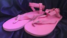 BRAND NEW Teva Original Cyclamen Pink Sandals Women's Size 11