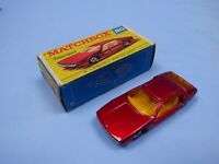 Matchbox Superfast No 20 Lamborghini Marzal 1969 VINTAGE COLLECTIBLE TOY CAR