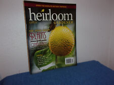 """""""Heirloom Gardener"""" Magazine.  00006000 Plants From Other Places.Summer, 2014"""