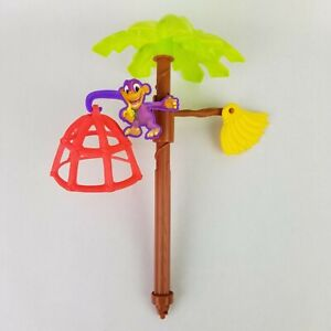 Elefun & Friends Mouse Trap Tree Leaves Banana Monkey Cheeky Replacement 2013