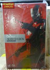 Hottoys MMS213 Iron Man Silver Centurion Mark 33 4897011175409 Original New