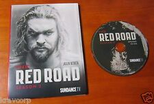 JASON MOMOA 'THE RED ROAD' 2015 PROMO DVD