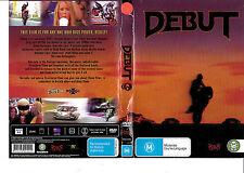 Debut-Motocross Racers-2005-Firestorm Films-Moter Bike-DVD