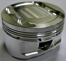 CP Piston SC7030 Forged Piston Kit for Honda H22 87mm 9.0:1 (Sleeved Block Only)