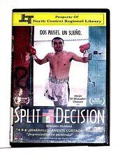 DVD VIDEO Spanish Lang. Biography Boxing Jesus El Matador Chavez SPLIT DECISION