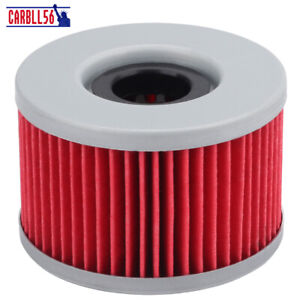 Volar Oil Filter for 1981-1982 Honda Silver Wing 500 GL500 3 pieces