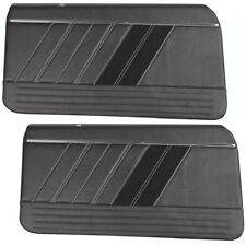 Sport R Door Panels - Custom Made for 1969 Camaro by TMI - Made in the USA