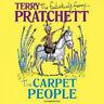 TERRY PRATCHETT THE CARPET PEOPLE CD AUDIO BOOK NEW SEALED FULL UNABRIDGED VERS