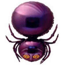 """Halloween 32"""" Jumbo Spider Foil Balloon"""