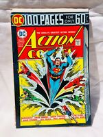ACTION #437 SOLID VF OR BETTER 100 PG ISSUE LOTS OF HEROES MAKE AN OFFER! WOW!