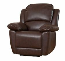 Unbranded Leather Electric Sofas