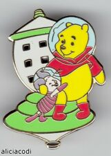 Disney Winnie Pooh w/ Piglet Space Le Pin