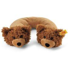 Steiff Teddybär Bär Charly Nackenkissen Nackenhörnchen Kissen Plüsch 30°C 606069