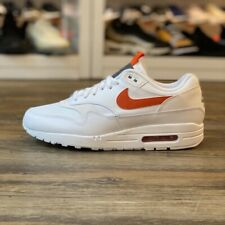 Nike Air Max 1 Premium Gr.46 Sneaker weiß CD1530 100 Herren Damen Schuhe Running